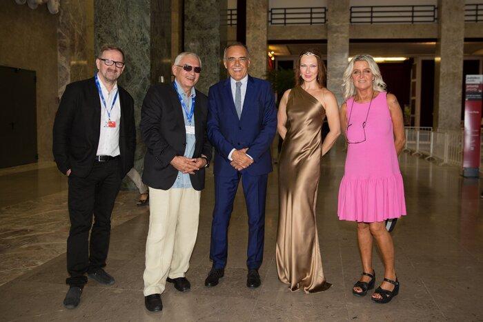 На Венецианском кинофестивале показали отреставрированного «Сталкера»