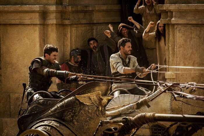 Тимур Бекмамбетов рассказал «Индустрии кино» о работе над «Бен-Гуром»