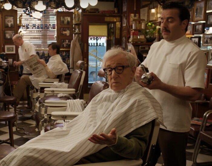 Первый сериал Вуди Аллена: вышел трейлер «Кризиса в шести сценах» с Майли Сайрус