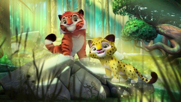 «Лео и Тиг»: новый мультфильм в киножурнале «МУЛЬТ в кино»