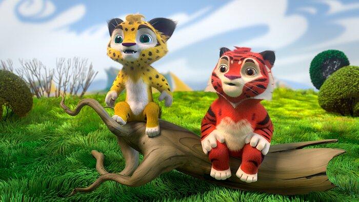 В новом выпуске «МУЛЬТ в кино» состоялась премьера мультсериала «Лео и Тиг»