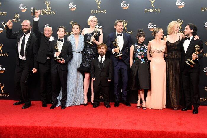 На телевизионной премии «Эмми»-2016 названы лучшие сериалы года