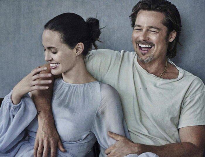 Брэд Питт и Анджелина Джоли разводятся после десяти лет совместной жизни