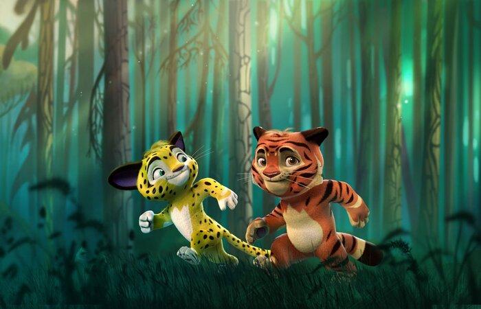 Исследование Института современных медиа: как зрители «МУЛЬТ в кино» оценили новый мультсериал «Лео и Тиг»