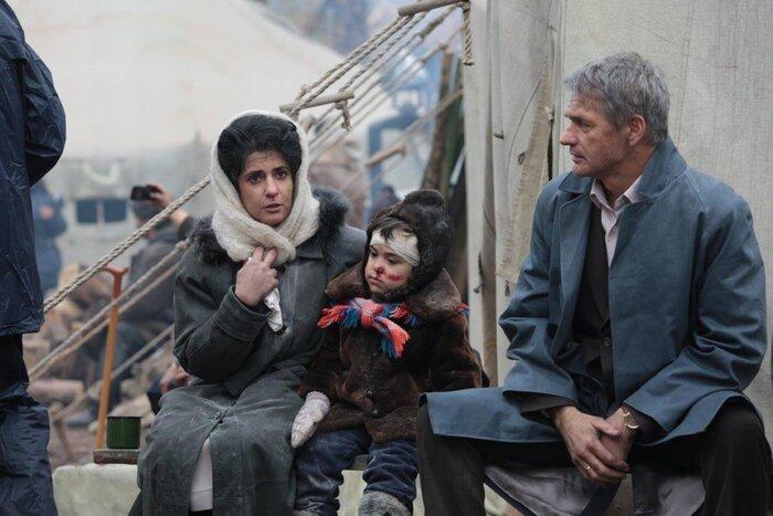 «Землетрясение» Сарика Андреасяна выйдет в прокат по всему миру