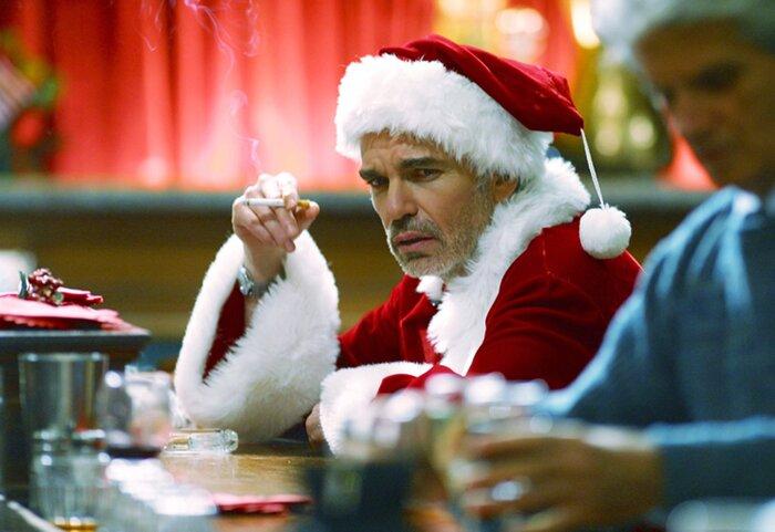 «Плохой Санта» снова на тропе войны: трейлер комедии с Билли Бобом Торнтоном (18+)
