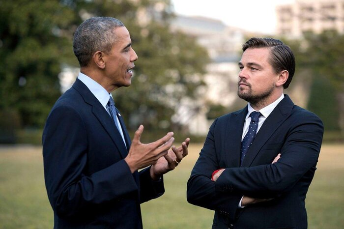 Звезда Голливуда призывает спасать мир: видео фильма «Спасти планету с Леонардо ДиКаприо»