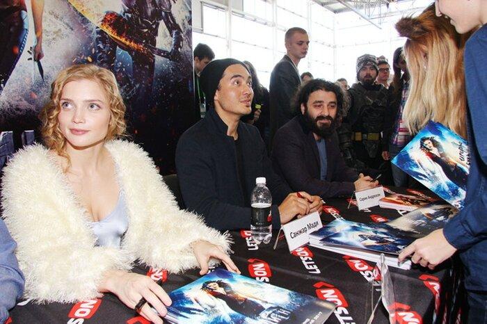 На Comic-Con Russia представили «Защитников» и «Салют-7. История одного подвига»: фото