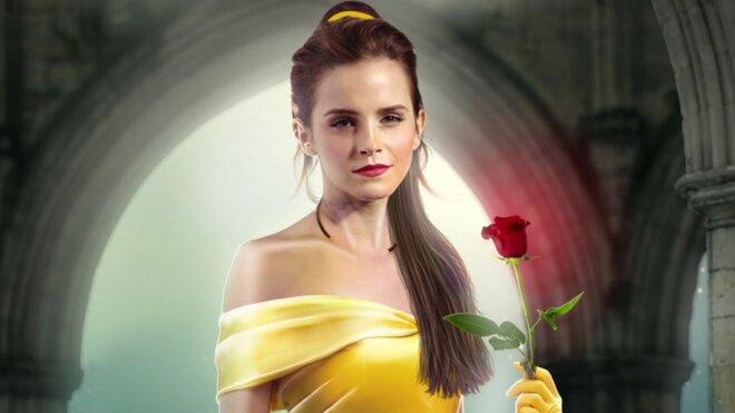 Эмма Уотсон вобразе Белль изфильма «Красавица ичудовище»