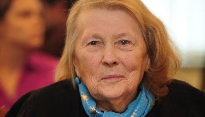 На 84-м году жизни скончалась актриса Людмила Иванова