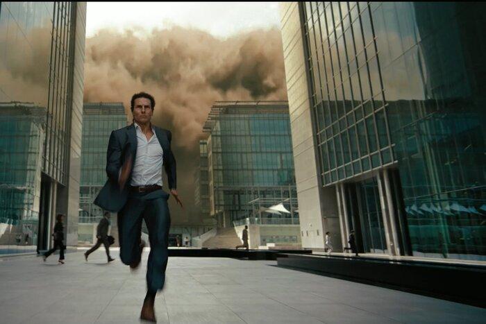 Беги, Круз, беги: фанаты актёра собрали сцены с бегущим Томом Крузом в одном видео