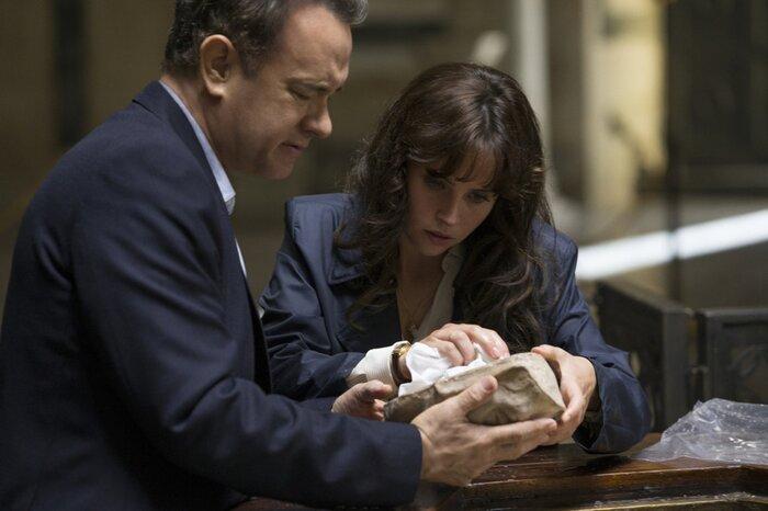 Касса уикенда: «Инферно» стал самым успешным фильмом трилогии, «Дуэлянт» не сдаёт лидерских позиций