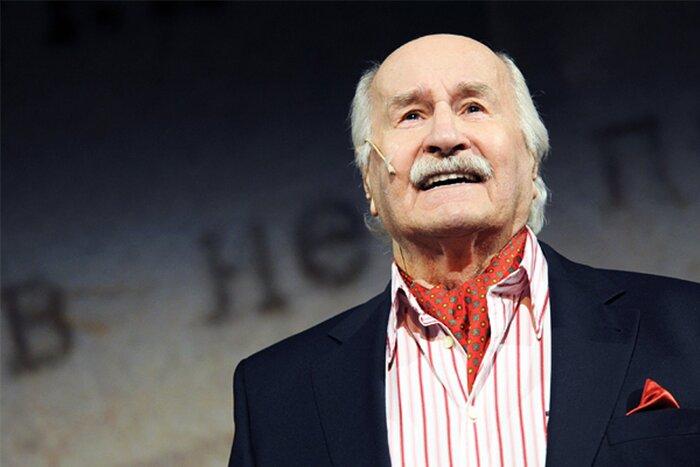 Скончался легендарный актёр Владимир Зельдин