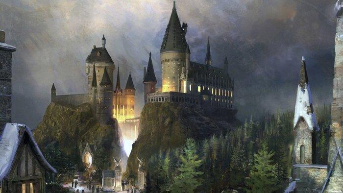 Французский замок на четыре дня превратят в школу Хогвартс из «Гарри Поттера»