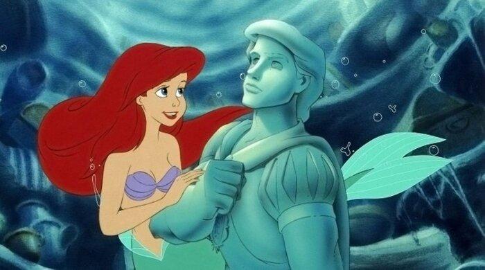 В мультфильме «Русалочка» усмотрели сцену сексуального характера