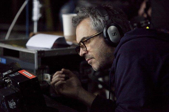 Съёмочную группу Альфонсо Куарона атаковали в Мехико: Видео