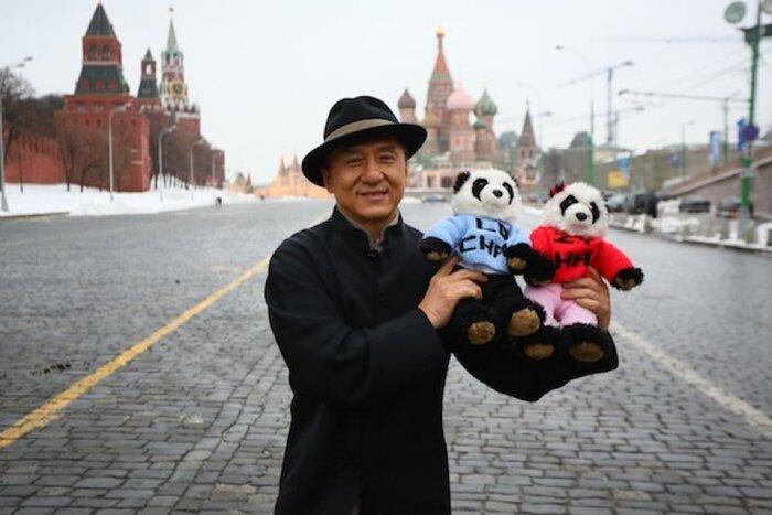 Джеки Чан откроет кинофестиваль в Москве