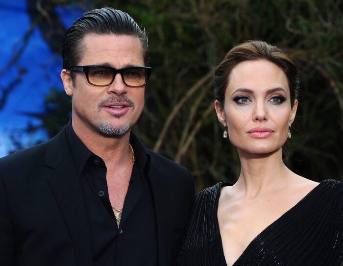Брэд Питт вступил в борьбу с Анджелиной Джоли