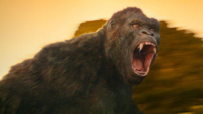 Трейлер нового «Кинг-Конга»: 30-метровая горилла против всех