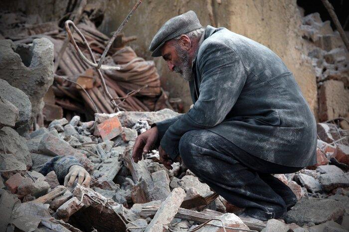 Команда фильма «Землетрясение» встретилась с московской прессой