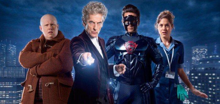 «Доктор Кто» в кинотеатрах, спин-офф «Игры престолов», супергеройский альянс от CW, странные фанатские теории и другие новости сериалов