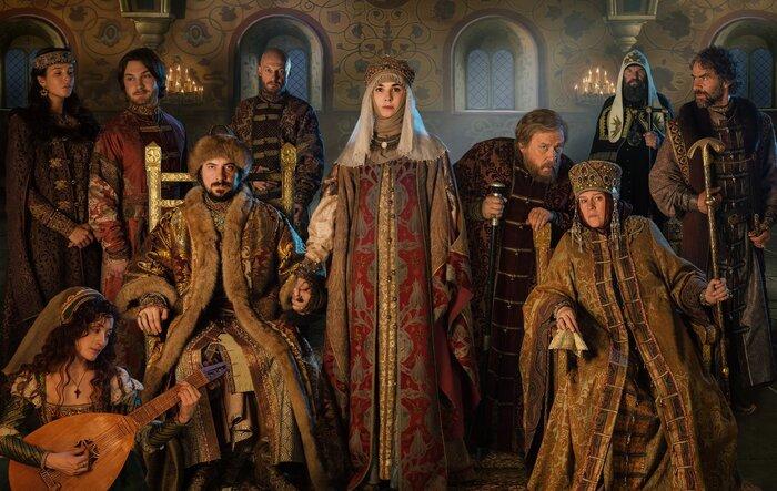 Большая премьера на «России 1»: исторический сериал «София» на экранах с 28 ноября