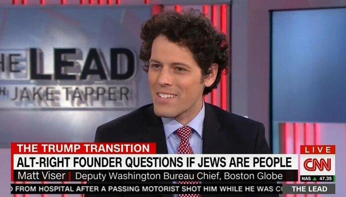 «Антисемитский» титр в эфире CNN спровоцировал грандиозный скандал