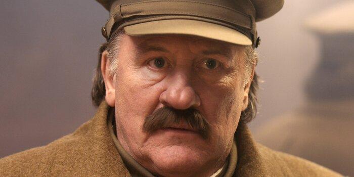 Депардье сыграл Сталина: Видео