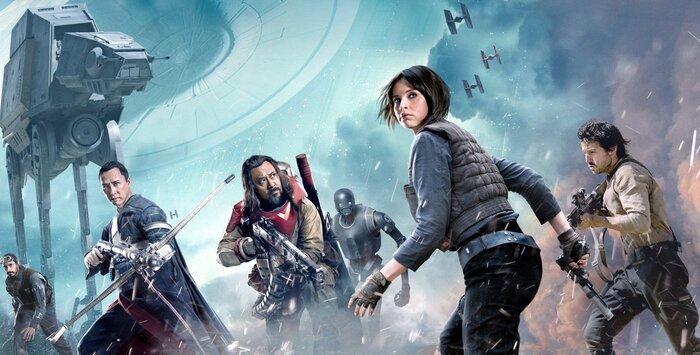 Все секреты фильма «Изгой-один. Звёздные войны: Истории» раскрыты в новой книге