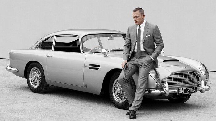Живи как Бонд: какие гаджеты агента 007 можно купить