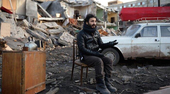 Эксклюзивный репортаж «Индустрии кино»: Создатели «Землетрясения» рассказывают о фильме