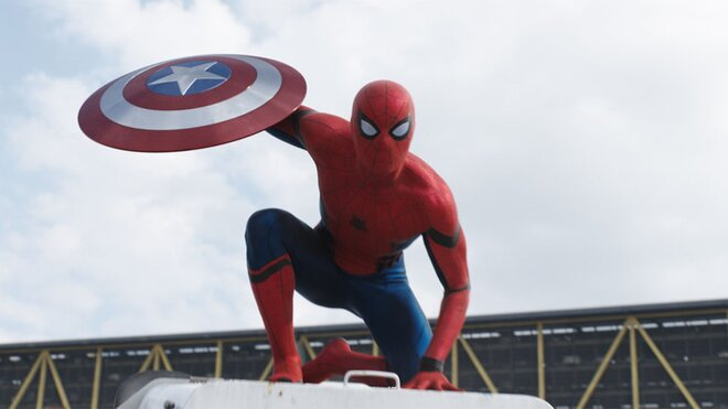 Всети интернет показан 1-ый тизер-трейлер нового «Человека-паука»