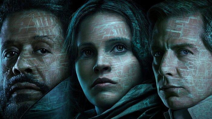 «Изгой-один: Звёздные войны. Истории» выходит на большие экраны