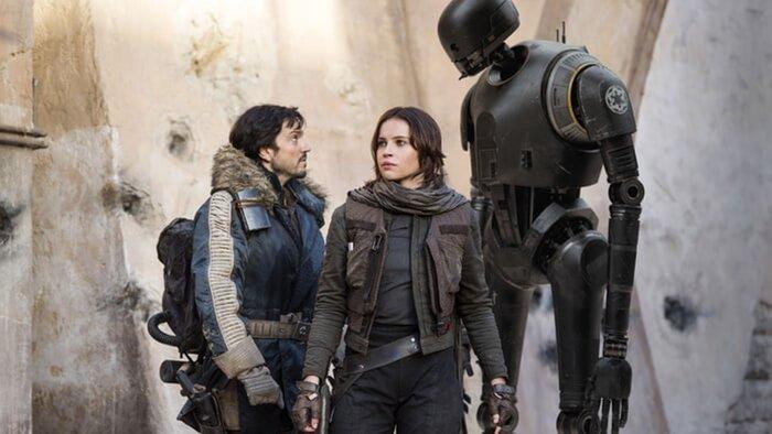 «Сложно сдержать эмоции»: зарубежная пресса оценивает «Изгой-один: Звёздные войны»