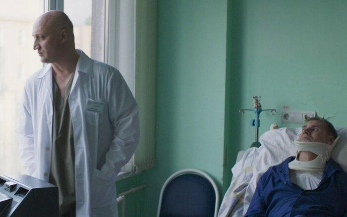 Гоша Куценко обсудил с «Индустрией кино» свой новый фильм «Врач»