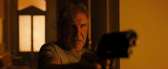 Вышел трейлер фильма «Бегущий по лезвию 2049» с Харрисоном Фордом