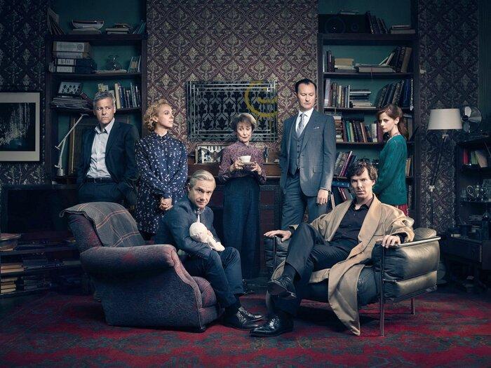 Первые зрители посмотрели финал «Шерлока»: обзор отзывов