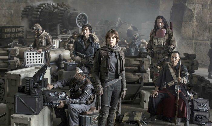 Раскрыт альтернативный финал фильма «Изгой-один. Звёздные войны: Истории»
