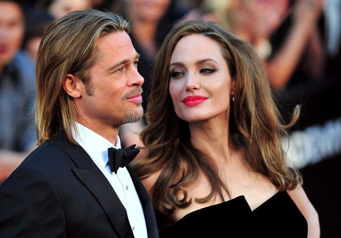 Брэд Питт: Наши дети стали жертвой поведения Джоли