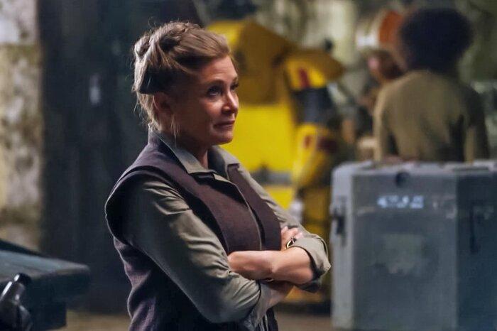 Студия Disney получит гигантскую сумму после смерти Кэрри Фишер