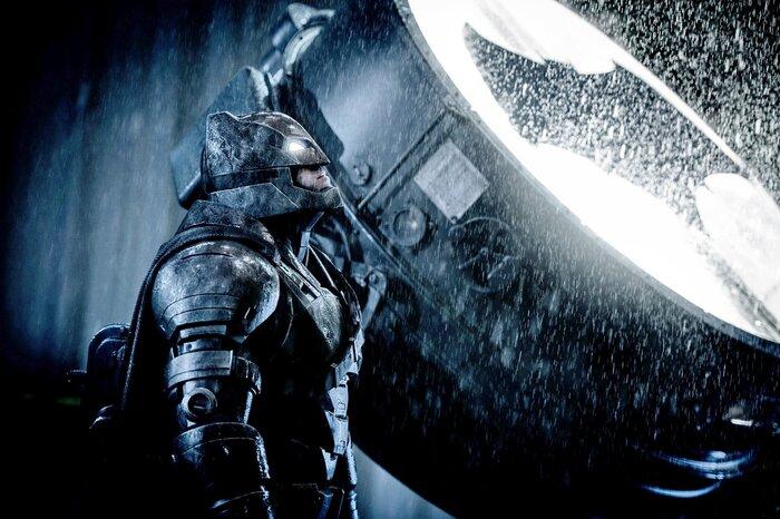 Бен Аффлек соврал про сольный фильм о Бэтмене