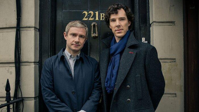 Google запустил виртуальную экскурсию по квартире из «Шерлока» с Камбербэтчем