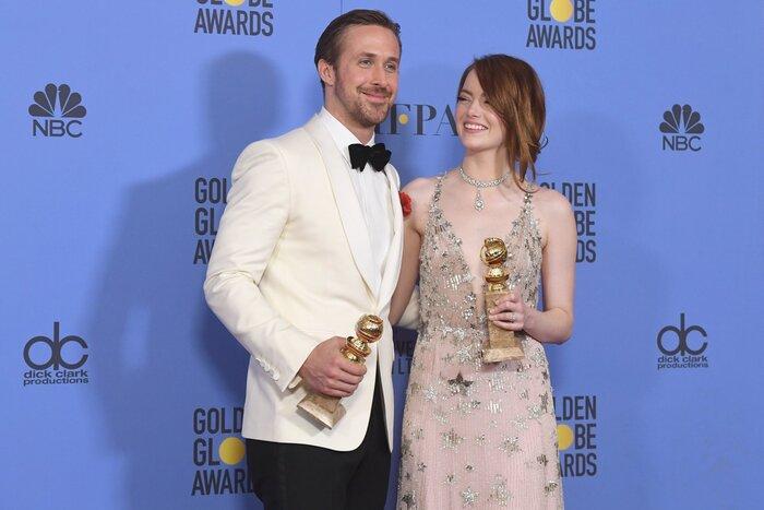 «Золотой глобус»-2017 назвал лучшие фильмы и сериалы
