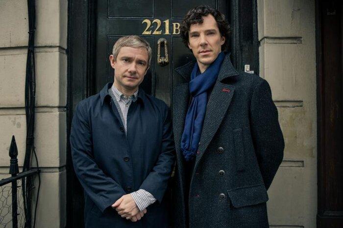«Шерлок»: названы подозреваемые в утечке финальной серии