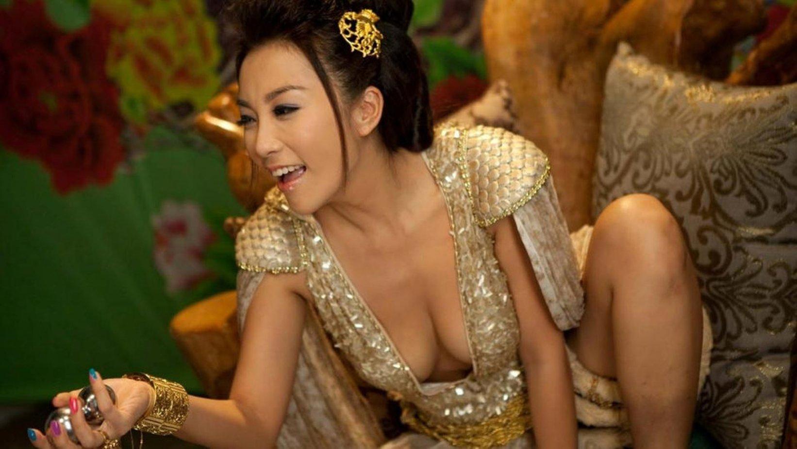 Тайский эротический массаж для мужчин Видео смотреть