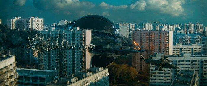 Необычные фильмы о вторжениях инопланетян