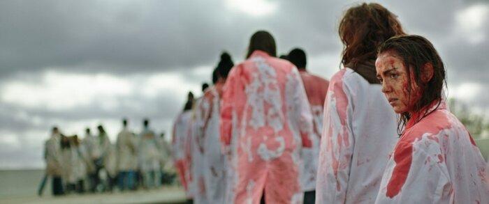Зрителей увозили на «скорой»: вокруг фильма ужасов «Могила» назревает скандал