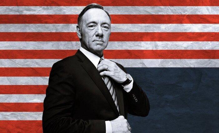 Трейлер нового сезона «Карточного домика» обещает крах Америки
