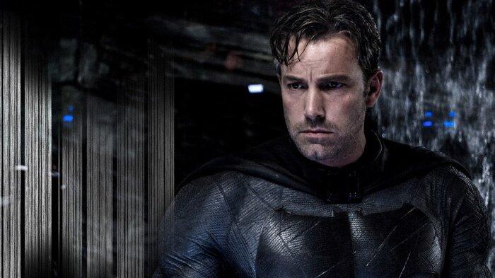Бен Аффлек отказался снимать «Бэтмена»