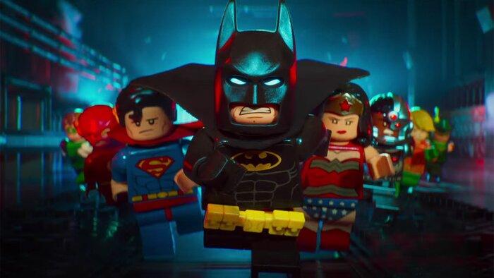 «Лего Фильм: Бэтмен» выходит в прокат